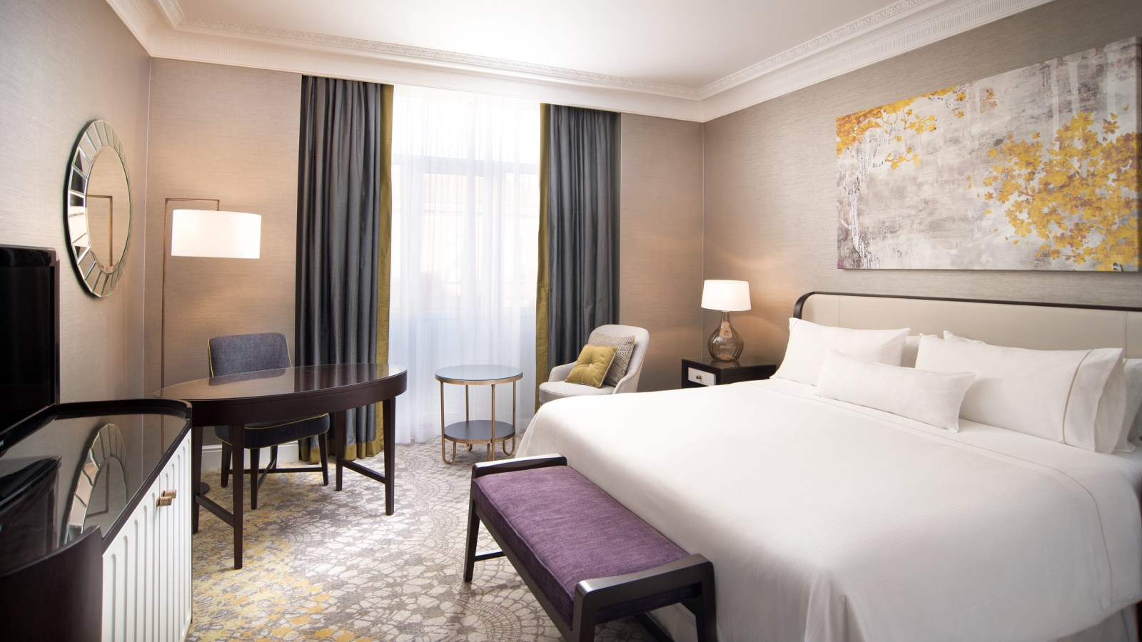 hotel the westin palace madrid habitaciones y suites de