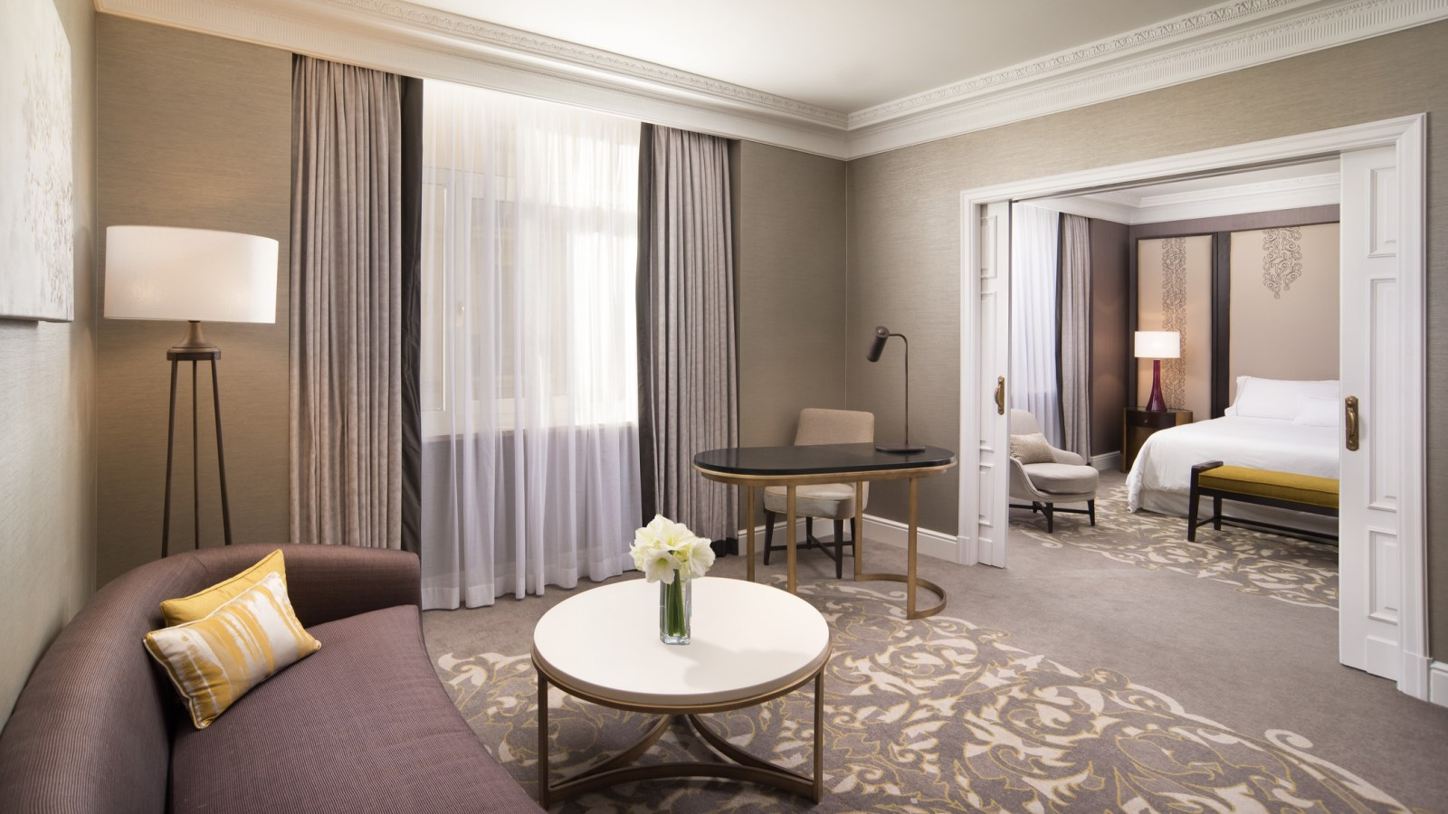 RENEWED ROOMS AND SUITES AT THE WESTIN PALACE, MADRID
